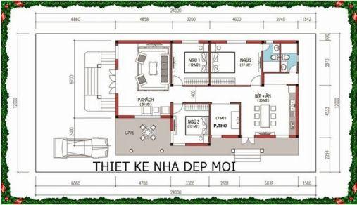 mau-nha-tret-3-phong-ngu-thiet-ke-san-vuon-dep-m2