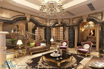 Những mẫu phòng khách đẹp sang trọng