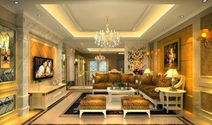 phòng khách đẹp sang trọng hiện đại