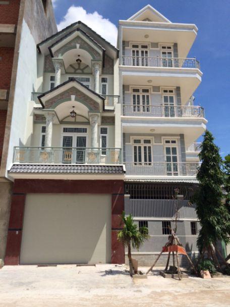 Mẫu thiết kế nhà 2 tầng đẹp.