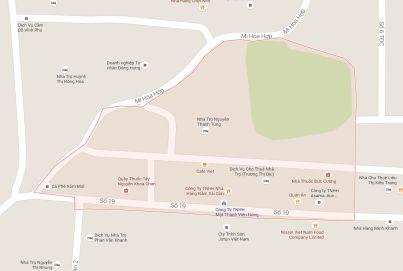 Bản đồ online khu phố Thống Nhất 1 Dĩ An Bình Dương
