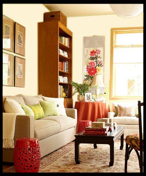 Thư phòng với diện tích mở rộng đem đến không gian riêng tư.