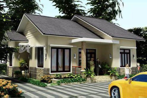 Mẫu nhà mái thái đẹp hút hồn được nhiều gia đình ưu chuông H2