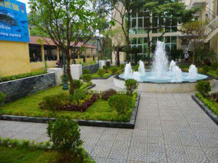 mẫu nhà phố có sân vườn hiện đại thiết kế 4