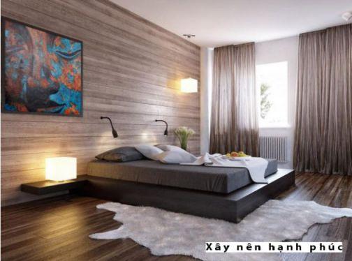 Mẫu phòng ngủ thiết kế hiện đại được ư chuộng thiết kế 1