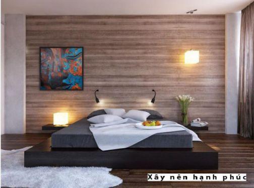 Mẫu phòng ngủ thiết kế hiện đại được ư chuộng thiết kế 2