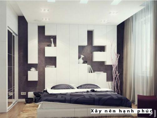 Mẫu phòng ngủ thiết kế hiện đại được ư chuộng thiết kế 3