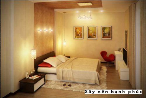 Mẫu phòng ngủ thiết kế hiện đại được ư chuộng thiết kế 4