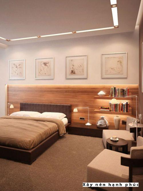 Mẫu phòng ngủ thiết kế hiện đại được ư chuộng thiết kế 7