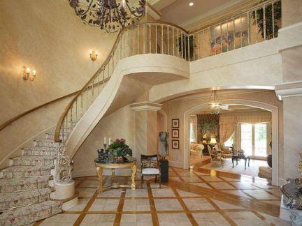 thiết kế kiểu cầu thang hiện đại rất tinh tế