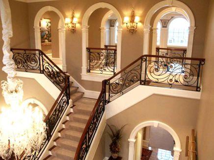 kiểu cầu thang hiện đại rất tinh chất sang trọng
