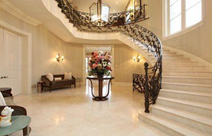 những  thiết kế kiểu cầu thang hiện đại nhất cổ điển