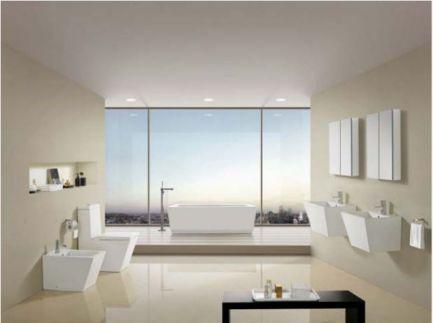 Mẫu phòng tắm lung linh nhất H13
