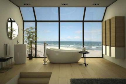 Mẫu phòng tắm lung linh nhất H3