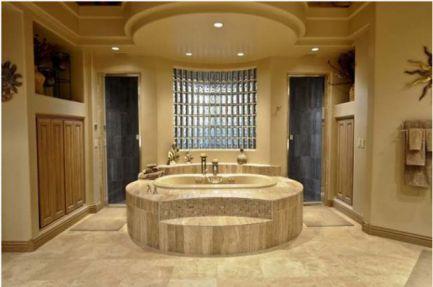 Mẫu phòng tắm lung linh nhất H6