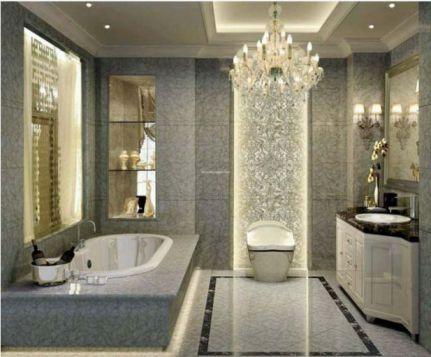 Mẫu phòng tắm lung linh nhất H7