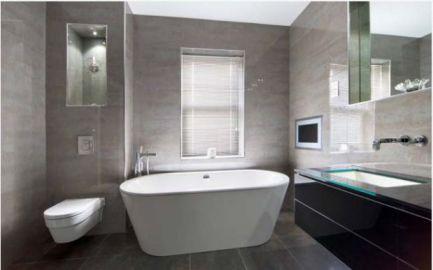 Mẫu phòng tắm lung linh nhất H8