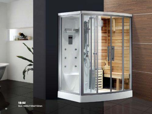 Mẫu phòng tắm sông hơi hiện đại H5
