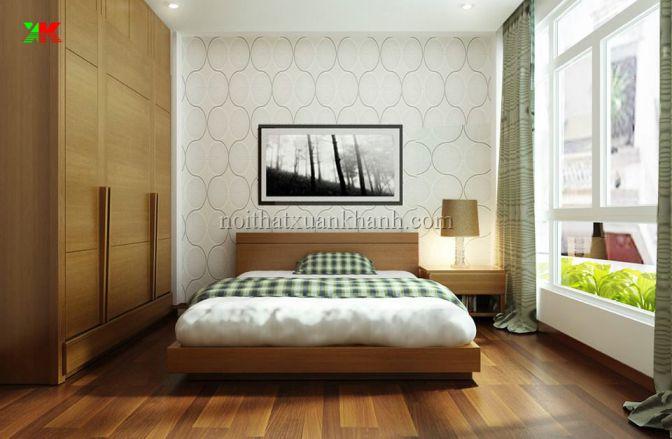 mẫu phòng ngủ đớn gián nhất việt nam thiết kế 2