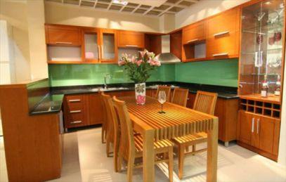 Mẫu nhà bếp hiện đại kiểu dáng mới lạ M3