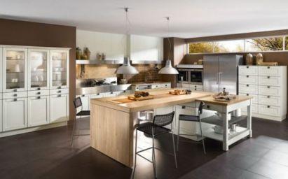 Mẫu nhà bếp hiện đại kiểu dáng mới lạ M7