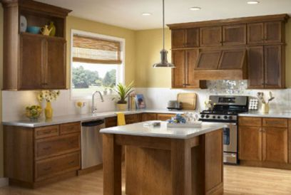 Mẫu nhà bếp hiện đại kiểu dáng mới lạ M8