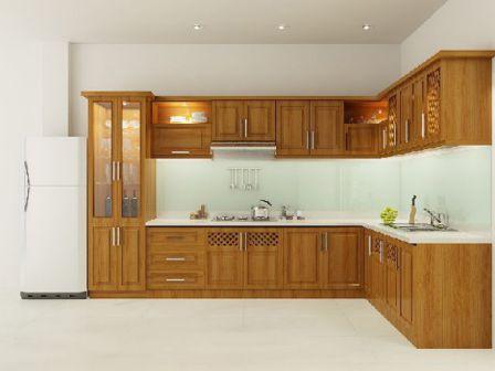 Mẫu nội thất nhà bếp hiện đại H5
