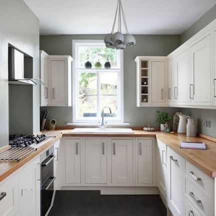 Mẫu nhà bếp thông minh dành cho nhà đẹp H6