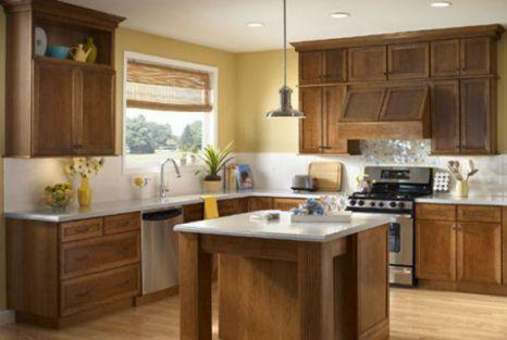 Mẫu nhà bếp thông minh dành cho nhà đẹp H8