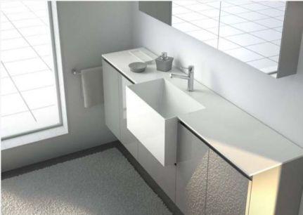 mẫu phòng tắm phù hợp với mọi không gian H15