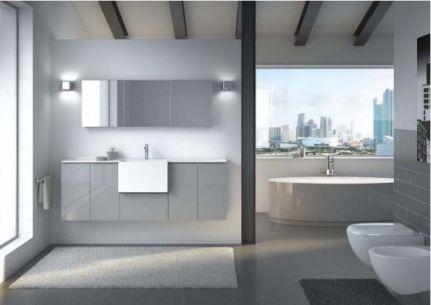 mẫu phòng tắm phù hợp với mọi không gian H16