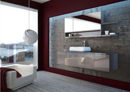 mẫu phòng tắm phù hợp với mọi không gian H17