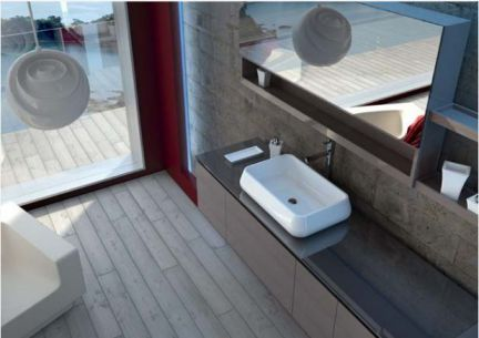 mẫu phòng tắm phù hợp với mọi không gian H18