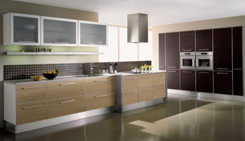 Mẫu nhà bếp dành cho chung cư hiện đại H5