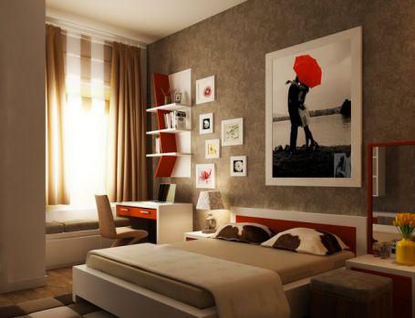 mẫu phòng ngủ đớn gián nhất việt nam thiết kế 8