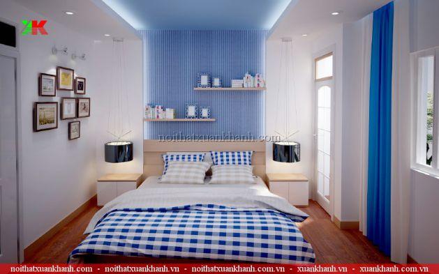 mẫu phòng ngủ đớn gián nhất việt nam thiết kế 10