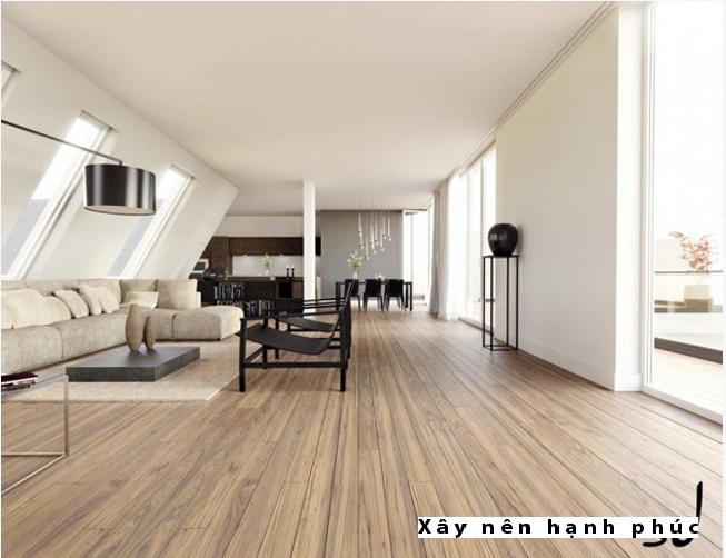 Mẫu phòng khách hiện đại được ưu chuộng ☛ Thiết kế 6