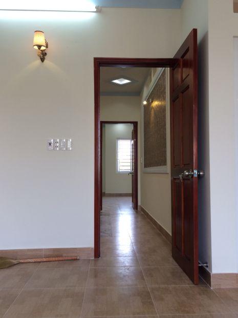Phòng thiết kế cửa bằng gỗ.