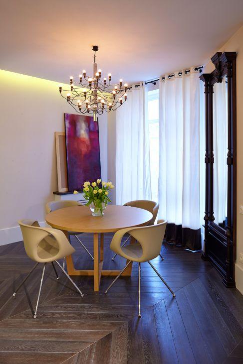 Mẫu nội thất phòng khách hiện đại ☛ Thiết kế 4