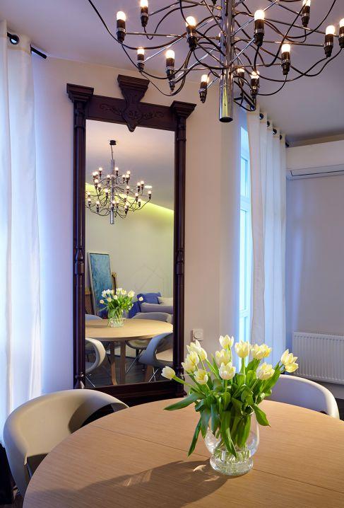 Mẫu nội thất phòng khách hiện đại ☛ Thiết kế 5