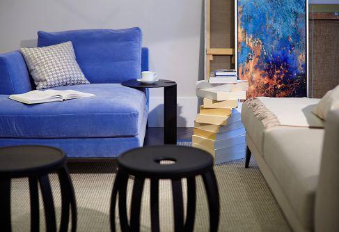Mẫu nội thất phòng khách hiện đại ☛ Thiết kế 8