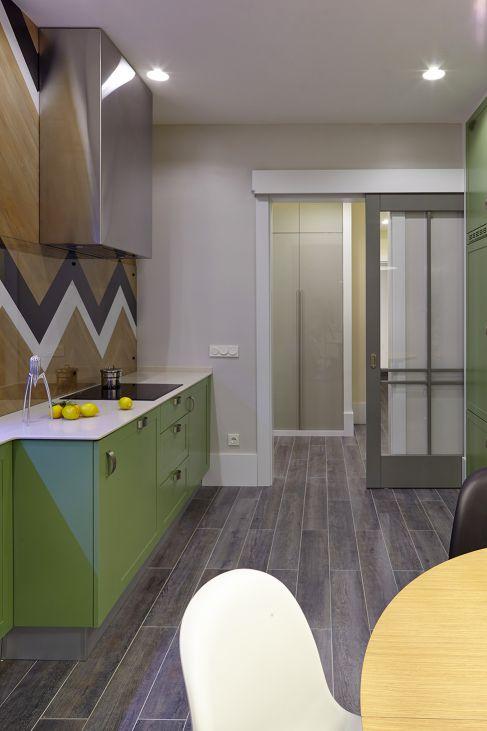 Mẫu nội thất phòng khách hiện đại ☛ Thiết kế 12
