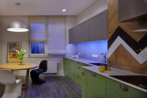 Mẫu nội thất phòng khách hiện đại ☛ Thiết kế 13