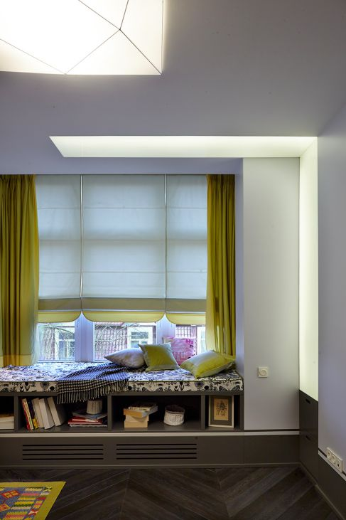 Mẫu nội thất phòng khách hiện đại ☛ Thiết kế 16