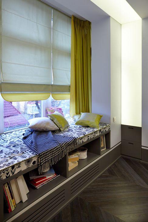 Mẫu nội thất phòng khách hiện đại ☛ Thiết kế 17
