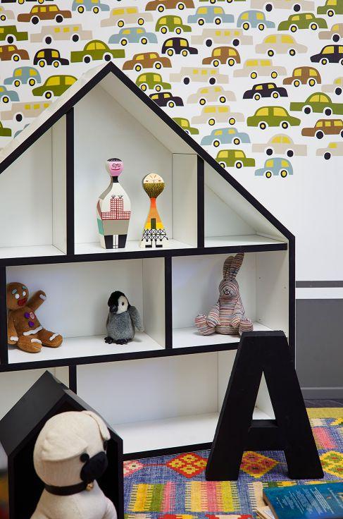 Mẫu nội thất phòng khách hiện đại ☛ Thiết kế 19