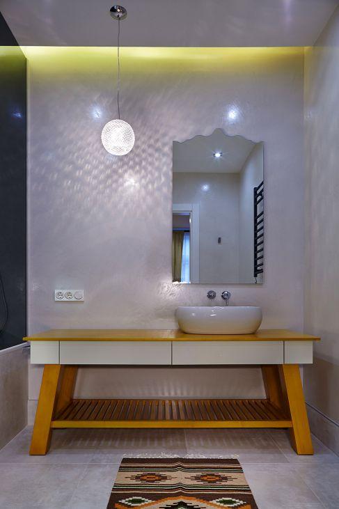 Mẫu nội thất phòng khách hiện đại ☛ Thiết kế 23