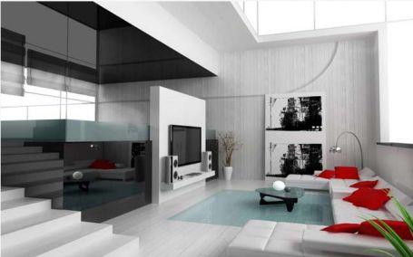 phòng khách đẹp quyến rũ nhất H5