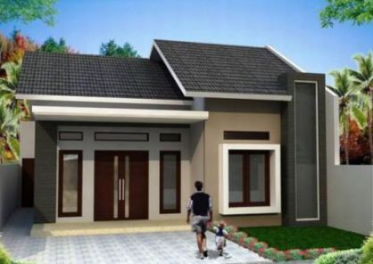 Thiết kế nhà cấp 4 giá 200 triệu đẹp H13