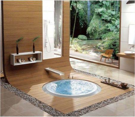Mẫu phòng tắm đẹp với lý tưởng phong phú H4